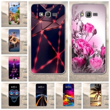 For Samsung Galaxy Grand Prime G530F G531H G530FZ G5306W G5309W Case TPU Silicon Phone Case For Samsung Galaxy Grand Prime G531H(China)
