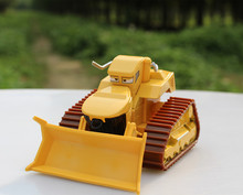Movie Pixar Cars Bulldozer Model Diecast Metal Diecast Toys for Children