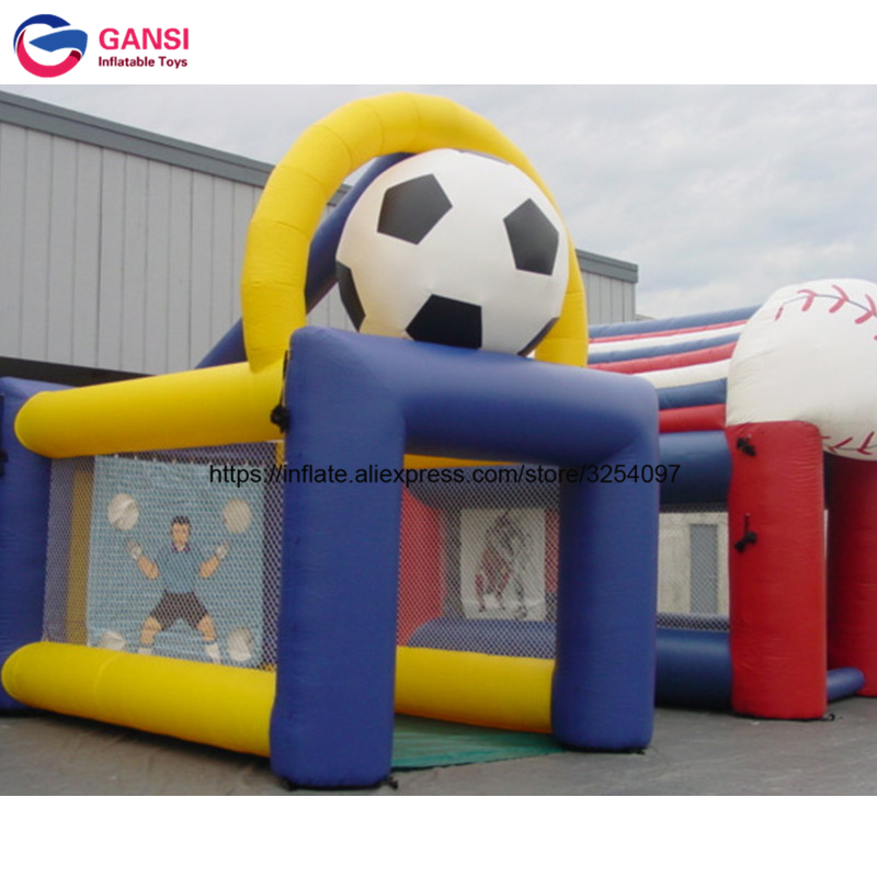 inflatable boxing ring06