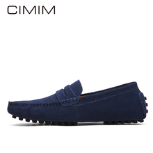 Buy CIMIM Casual Suede Fashion Shoes Mens Breathable Shoes Driving Men Formal Loafers Shoes Mens Loafers Moccasins Men Loafers 2017 for $25.98 in AliExpress store