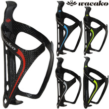 wacako 2017 bottle cage road bike mountain bike cycling carbon fibre bicycle bottle cage bike cage cycling Water bottle holder