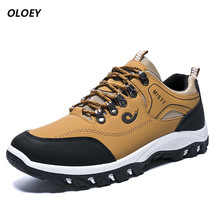 Zapatillas Hombre Spring Autumn Winter Men Casual Shoes Breathable Warm Pu Leather Upper Durable Rubber Outsole Lace-up Foo(China)