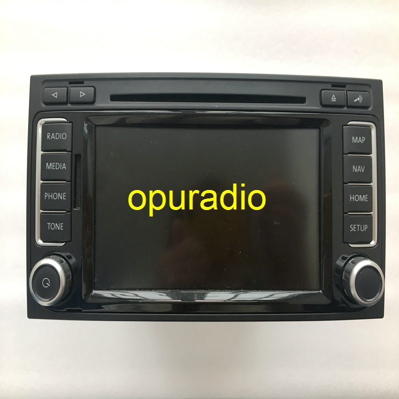 RNS510 SSD RADIO for Touareg  (2)