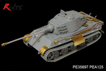 RealTS Voyager MODEL 1/35 PE35697 WWII German KINGTIGER Final version (For TAMIYA/DRAGON/ACADEMY)
