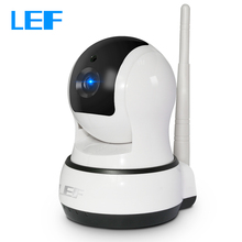 LEF C3 720P Wireless IP Camera Night Vision Home Security CCTV Camera WIFI IP Cam Pan/Tilt Remote Control(China)
