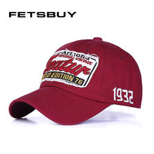[FETSBUY] Brand Baseball Cap Good Quality Brand For Men And Women Leisure Gorras Snapback Caps Fitted Casquette Dad Hat
