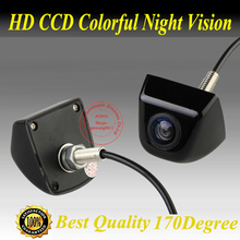 Free shipping Car Rear Backup Camera Reverse Wide View Vision for GPS with AV IN function parking sensor(China)