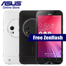 ASUS Zenfone Zoom ZX551ML Mobile Phone 4GB RAM 64GB/128GB ROM 5.5 Inch Intel Atom Z3580 2.3GHz Quad Core 13.0MP Smartphone(China)
