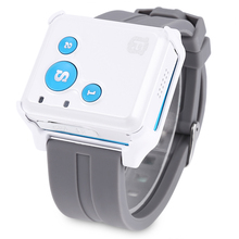 RF-V16 Mini Real Time GPS Tracker With SOS Button GSM / GPRS Tracking Device for Kids Child Elderly APP Tracking-US Plug(China)