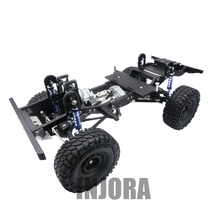 1:10 RC Crawler RC4WD Gelande II Defender D90 Metal Chassis D90 Frame Kit