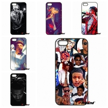 August Alsina Music Star For iPod Touch iPhone 4 4S 5 5S 5C SE 6 6S 7 Plus Samung Galaxy A3 A5 J3 J5 J7 2016 2017 Case Cover
