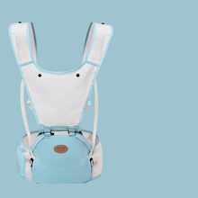 2017 Breathable Baby Hipseat Kangaroo Rucksack Mochila Portabebe Ergonomic Baby Carrier 360 Hip Seat Baby kid Sling for Newborn