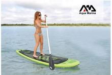 300*75*10cm AQUA MARINA BREEZE Inflatable SUP Stand Up Paddle Board Surf Board Surfboard Fishing Kayak Inflatable Boat