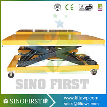 Single Scissor Electric Lifting Table