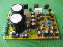 M1-MOS FET 120W+120W 2SK1058 2SJ62 Amplifier kit WLX(China)