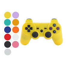2016 New 2.4GHz Wireless Bluetooth Game Controller For sony playstation 3 PS3 SIXAXIS Controle Joystick Gamepad 50pcs(China)