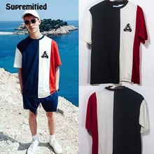 Supremitied Latest PALACE Skateboards T Shirt Men Women Summer Style High Quality Cotton Tshirt Brand Clothing Palace T-shirts
