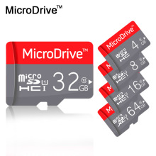 New Brand Micro SD Card 8GB 16GB 32GB Class 10 SDHC Memory Card 64GB Class 10 SDXC REAL Capacity for Mobile phone/Camera/Tablet