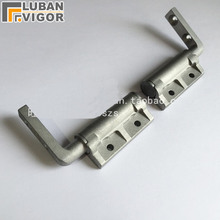 Industrial cabinet hinges,ST-10,Torque shaft Free to stop dampers,left and right, industrial hinge(China)