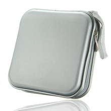 40 CD DVD Disc Album Storage Carry Case Cover Wallet Sleeve Holder Bag Hard Box
