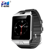 2017 New Waterproof bluetooth Smart Watch with Camera Sim Card Slot for Apple Android Smart Cell Phone