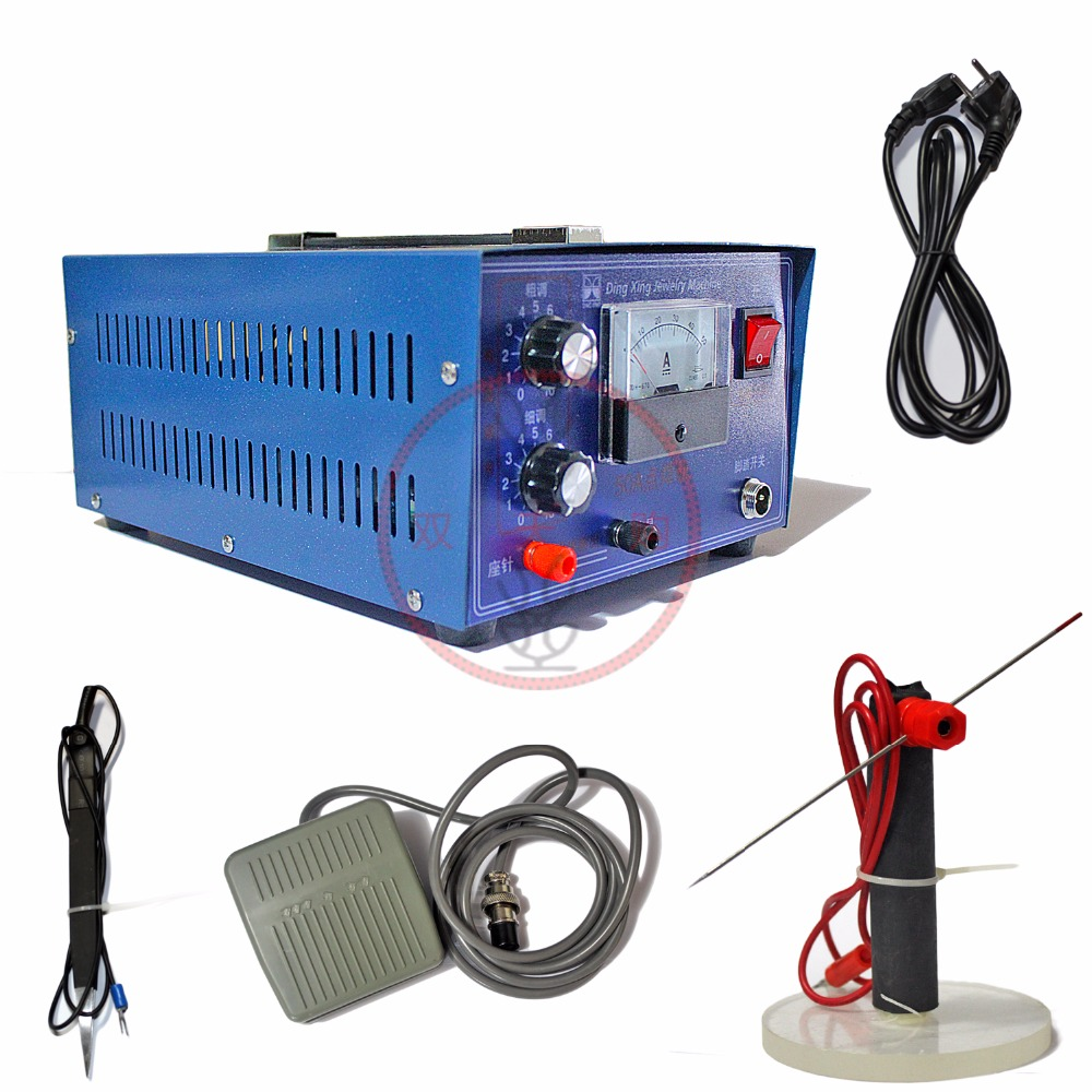 jewelery tools Electronic Jewelry welder Welding Machine for Jewelry Jewelry Machine Warranty One Year  jewellery tools