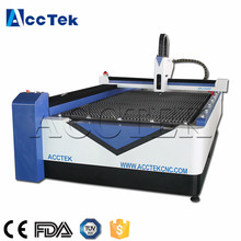 Chinese manufacturer good quality fiber laser cutting machine for metal(China)