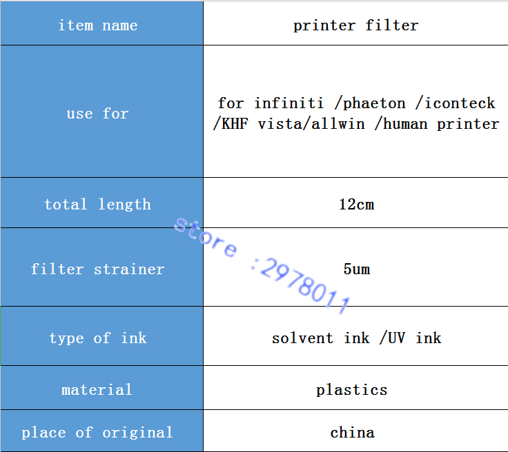 printer filter date 11