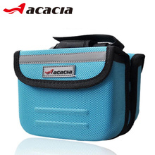 ACACIA New Cycling Frame Front Tube Bag Touch Screen Bike Double Side Mountain Road Bicycle Accessories 0401315 - Acacia Sports Equipment store