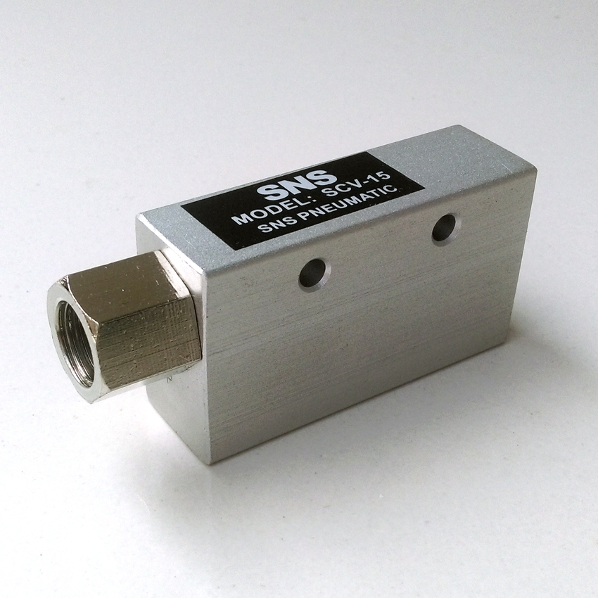 SCV-15 Rc1/4 vacuum Ejector SMC type Vacuum Generator<br><br>Aliexpress
