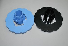 Spindle Hub for DesignJet 5000 5100 5500 4000 4020 (Blue+black) C6095-40092 printer plotter parts Free shipping new(China)