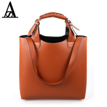 Aitesen PU Leather Handbag Retro Women's Shoulder Bags Classic Famous Brand Women Michael Handbags Sac a Main Bolsa Feminina De