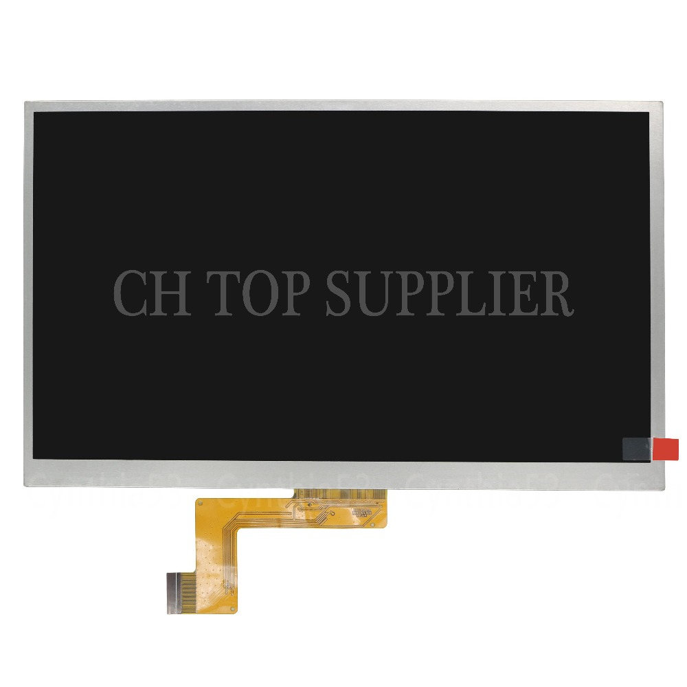 New LCD Display Matrix For 10.1 Irbis TX58 TX59 3G Tablet inner LCD Screen replacement Free Shipping<br>