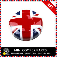 Brand New ABS Plastic UV Protected Union Jack Style Classic Fuel tank Cover For mini cooper S F55 F56 F57 only (1PCS/SET)(China)