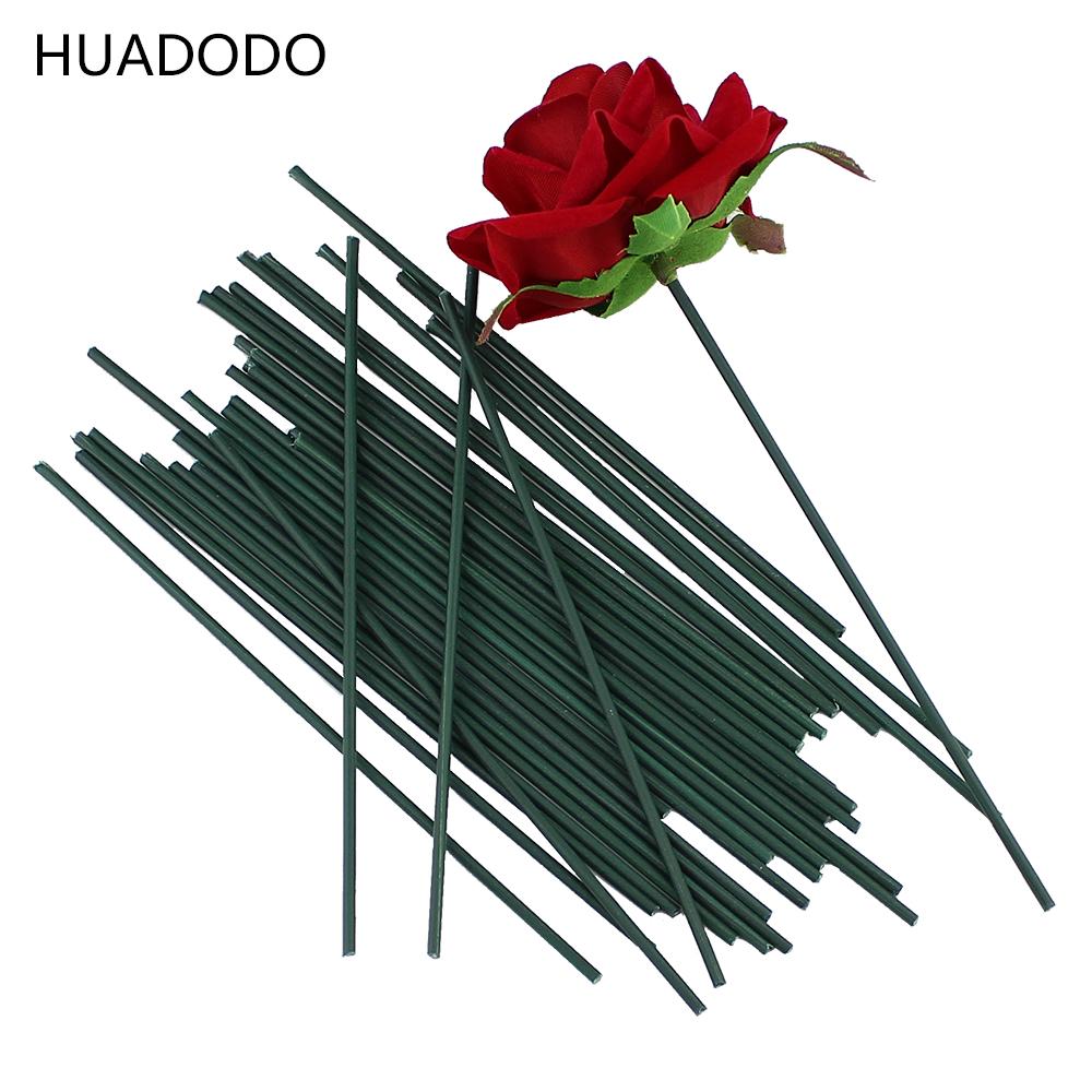 flower head stem
