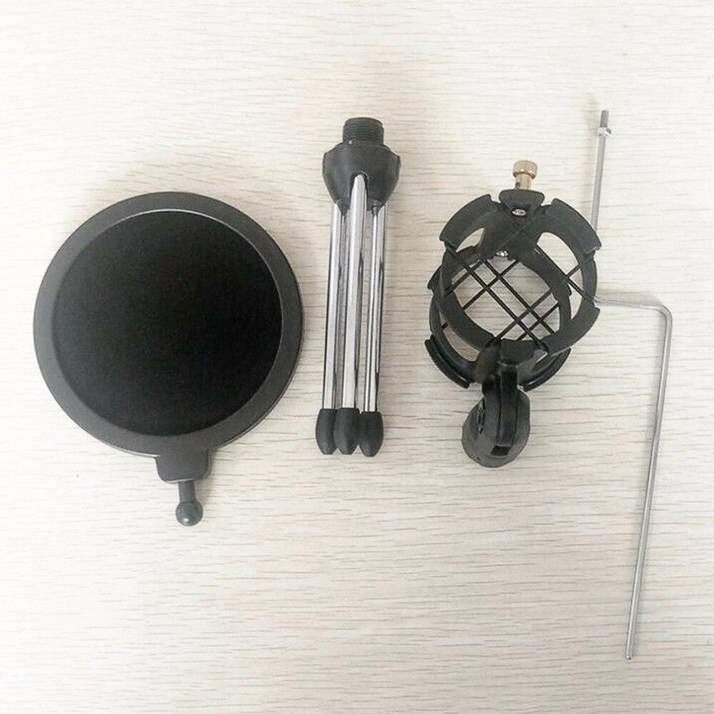 Microphone Tripod Stand 4