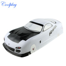 1/10 RC car accessories/parts1:10 RC car body shell Mazda RX-7