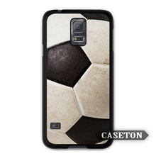 Soccer Ball Football Skin Case For Galaxy S8 S7 S6 Edge Plus S5 S4 Active S3 mini Win Note 5 4 3 A7 A5 Core 2 Ace 4 3 Mega