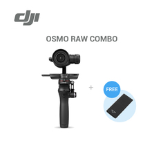 Freeshipping In stock original DJI Osmo raw Combo with Zenmuse X5R camera and 1 Extra SSD and Osmo Pro Carrying Case Brand new