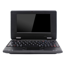 New 7 Inch Fashion portable notebook HDMI Laptop inch Dual Core Android 4.4 VIA 8880 HDMI Wi-fi Mini Netbook 7 8 9(China)