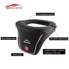 Motorcycle Neck Protector Motocross Long-Distance Racing Protective Neck Brace Reduce Riding Fatigue