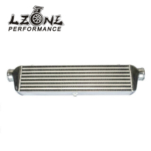 "LZONE RACING - 550*140*65mm Universal Turbo Intercooler bar&plate OD=2.5"" Front Mount intercooler JR-IN811-25"