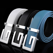 2017 New Designer Belts Men Colorful Real Leather Belt For Men GG Belt Luxury Waist Brand Belts Male Female High Quality PD015