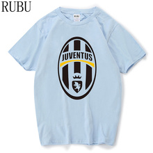 RUBU 2017 Summer Fashion Juventus T Shirt Men'S Short Sleeve Printed Cotton T-Shirt Funny Tees Harajuku Shirts Cool Tops Tee