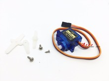 Buy Free 20PCS SG90 9G servos fixed-wing RC airplane RC plane for $25.76 in AliExpress store