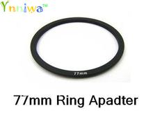 free shipping 77mm ring Adapter for Cokin p filter holder series(China)