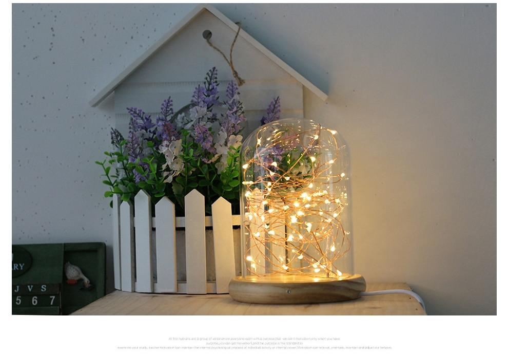 الزهور المضيئة دات رونق جميل في المنازل 7