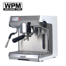 Huijia KD-270S semi-automatic Italian coffee machine home business professional high pressure milk(China)