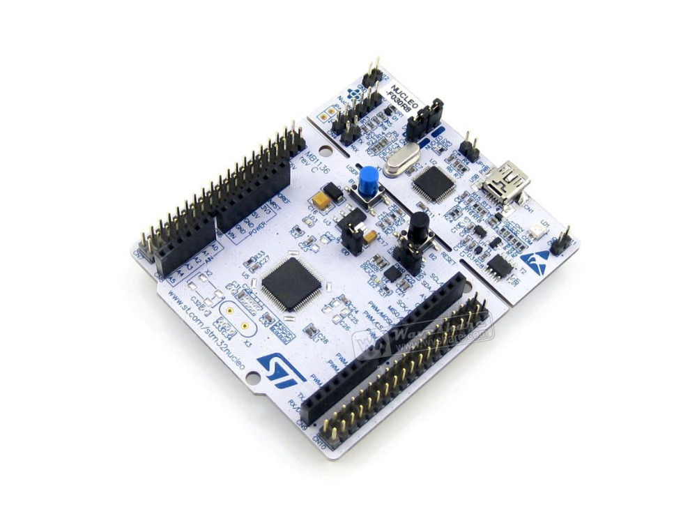 Modules Free Shipping NUCLEO-F030R8 # STM32F0 STM32F030 STM32 Development Board , Embedded ST-LINK<br><br>Aliexpress