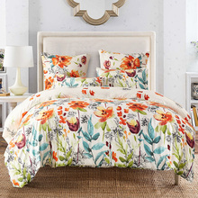 2/3pc Bedding Sets Size for Twin Full Queen king Home Hotel Bed Linen Bed Sheets Duvet Cover Set(China)